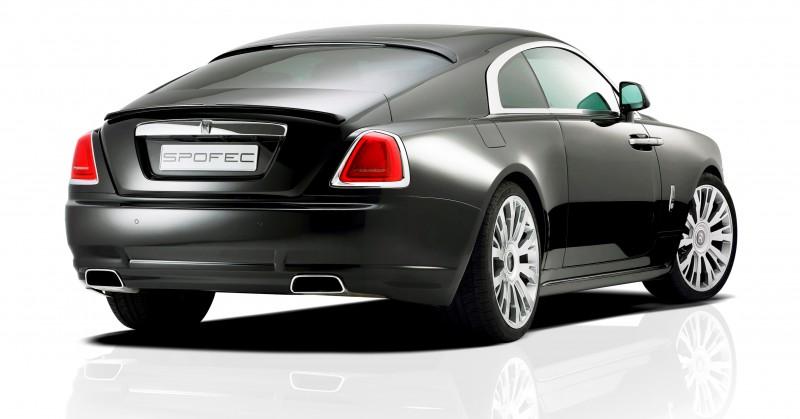 SPOFEC Rolls-Royce Wraith 4