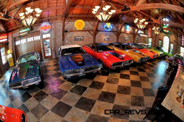 Wellborn Musclecar Museum Collection 1