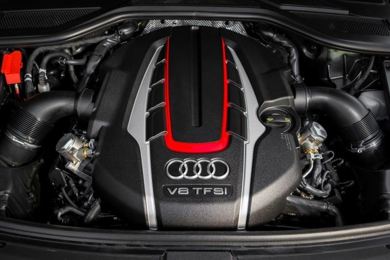 2015 Audi S8 with 520HP and 3.9s to 60MPH Is Quickest and Definitely The Coolest A8  15