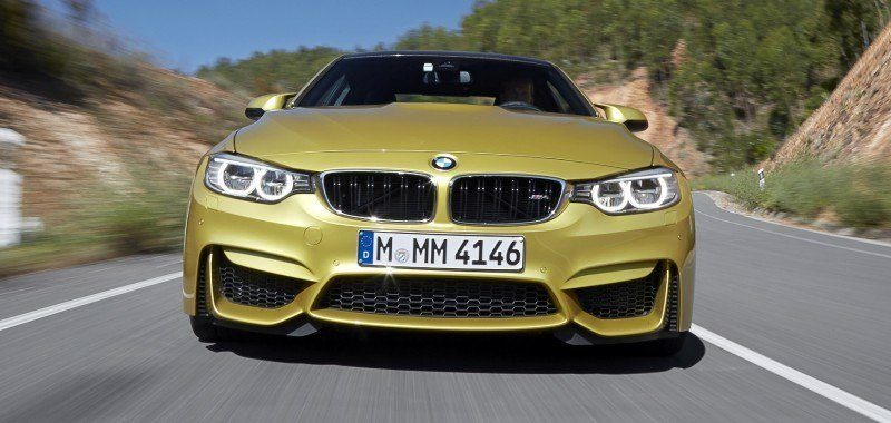 2015 BMW M3 and M4 Meet The Legacy in 52 New Photos With E30 Sport Evolution, E36 M3 Sedan, E46 and E90 46