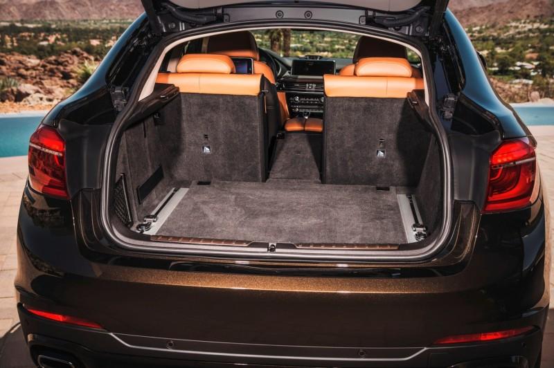 2015 BMW X6 xDrive50i INTERIOR 18