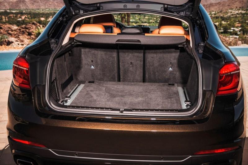 2015 BMW X6 xDrive50i INTERIOR 21