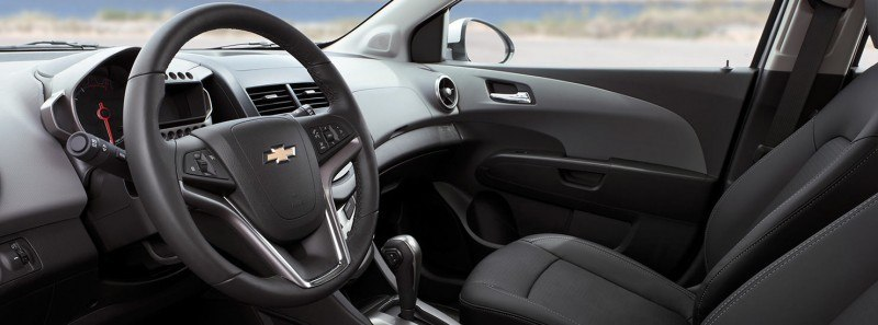 2015 Chevy Sonic RS Sedan COLORS and Buyers Guide Info 9