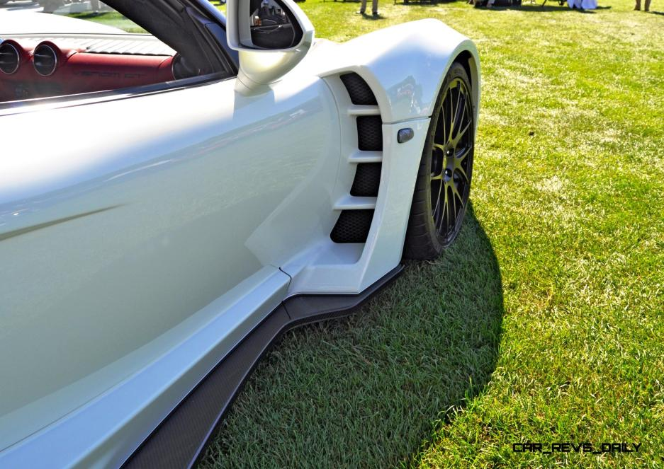 2015 Hennessey Venom GT - Worlds Fastest Edition in 69 All-New Photos From The Quail 55