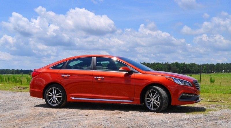 2015 Hyundai Sonata Sport 2.0T - 160 Photos From National Media Launch 126