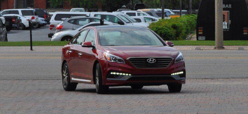 2015 Hyundai Sonata Sport 2.0T - 160 Photos From National Media Launch 38