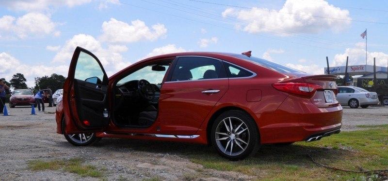 2015 Hyundai Sonata Sport 2.0T - 160 Photos From National Media Launch 61