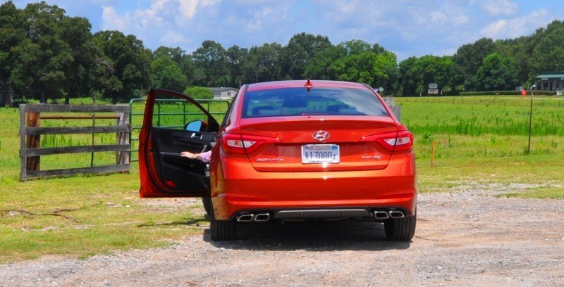 2015 Hyundai Sonata Sport 2.0T - 160 Photos From National Media Launch 85