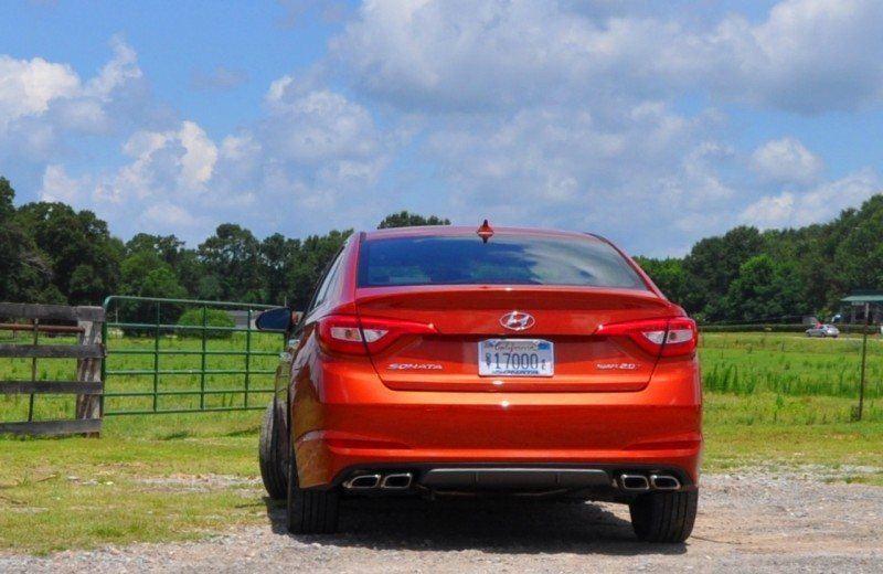 2015 Hyundai Sonata Sport 2.0T - 160 Photos From National Media Launch 95