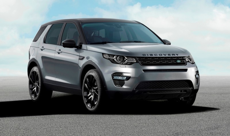 2015 Land Rover Discovery Sport 2