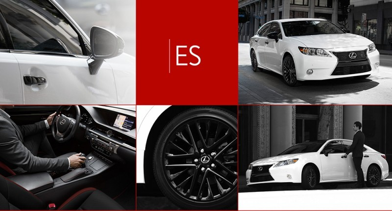 2015 Lexus Crafted Line Debuts at Pebble Beach with Five TUMI-Styled Production Models 28