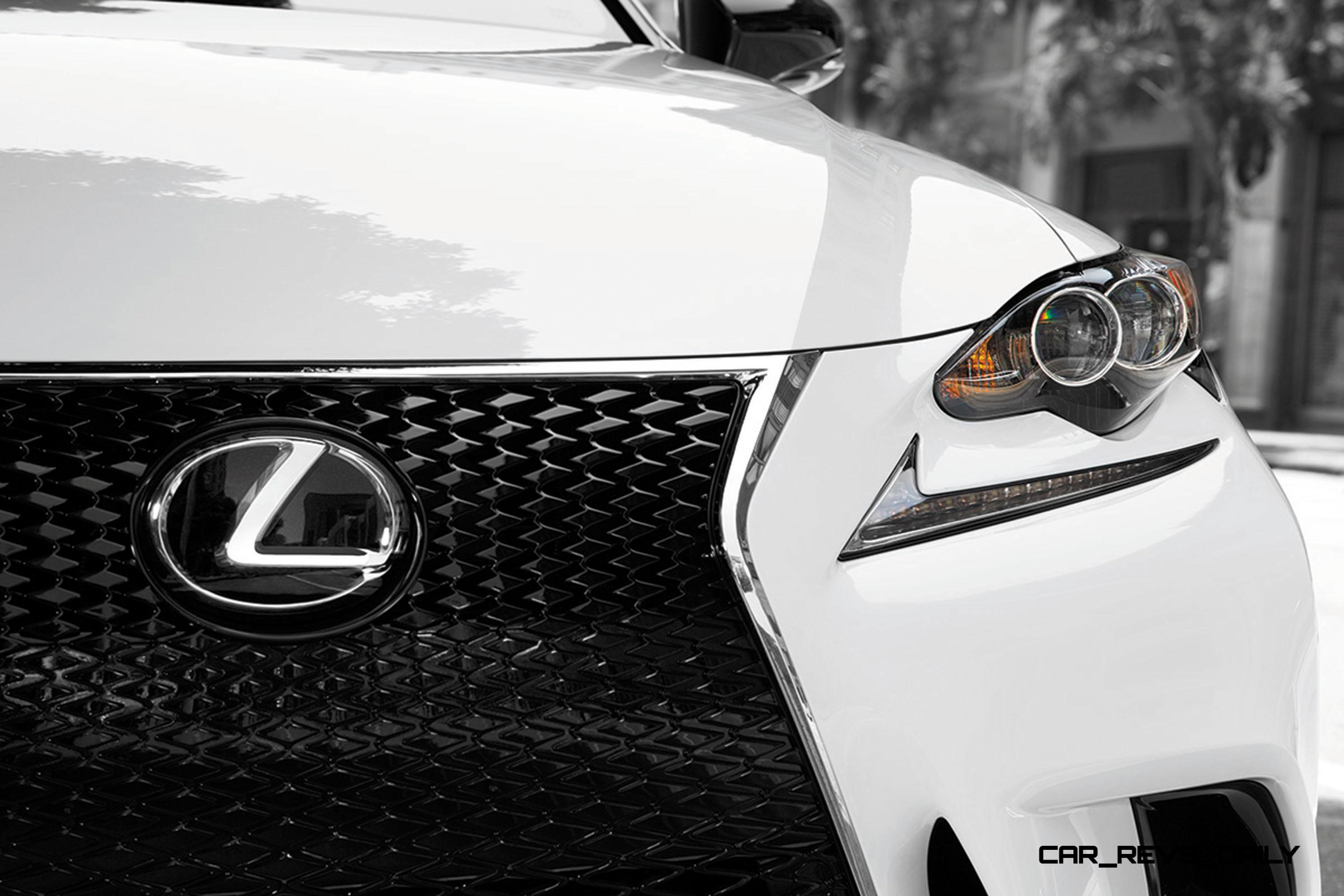2015 Lexus Crafted Line Debuts at Pebble Beach with Five TUMI