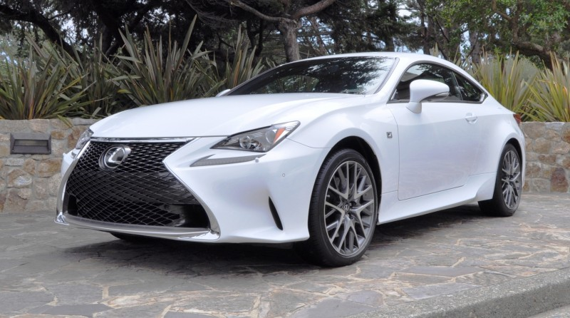 2015 Lexus RC350 F Sport EXCLUSIVE 8-Speed Auto, AWD, 4WS and Adaptive Suspension! 11