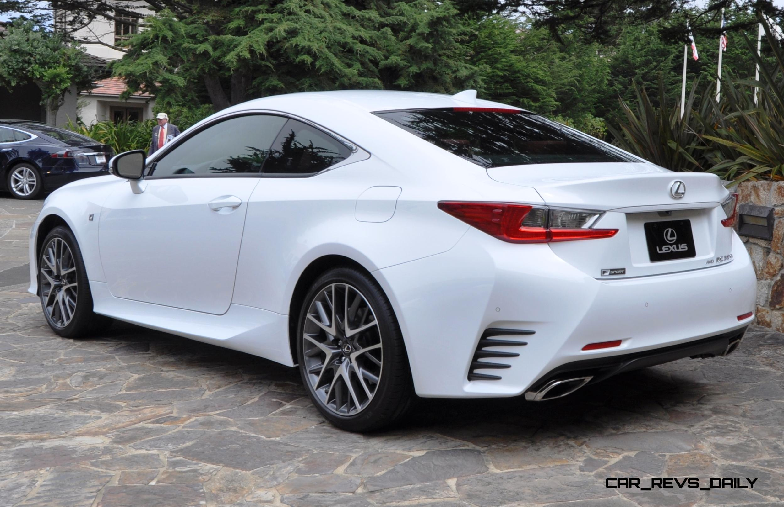 Best of Awards 2015 Lexus RC F Review in 3 Videos 170 s
