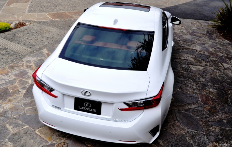 2015 Lexus RC350 F Sport EXCLUSIVE 8-Speed Auto, AWD, 4WS and Adaptive Suspension! 26