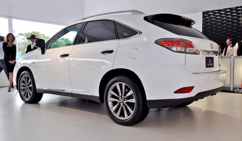 2015 Lexus RX350 CRAFTED LINE 1