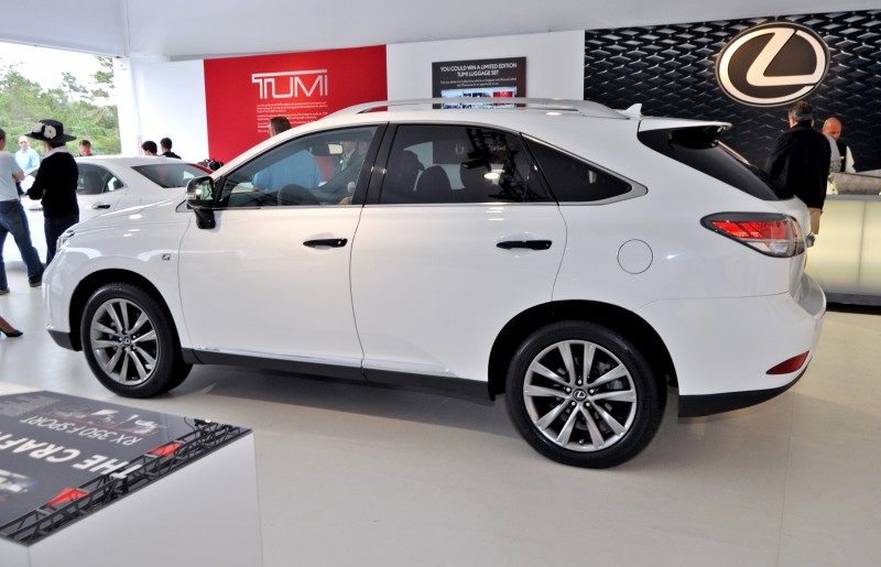 2015 Lexus RX350 CRAFTED LINE 3