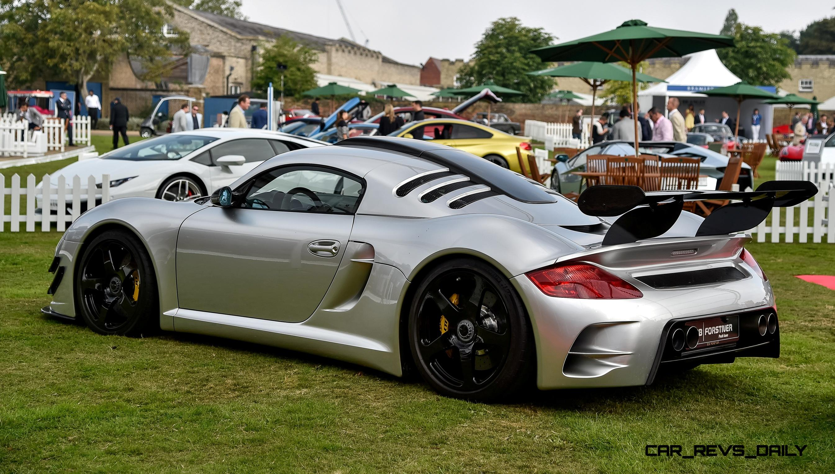 777HP 236MPH 2015 RUF CTR3 Clubsport Is VeyronHunting