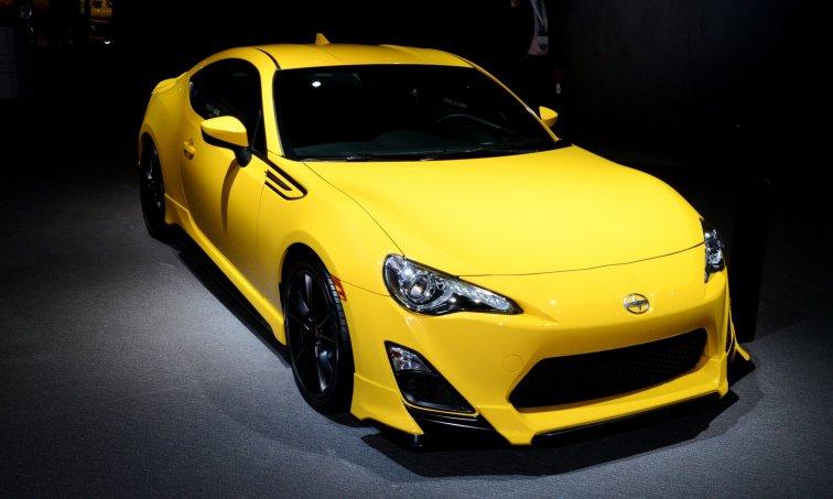 2015 Scion FR-S RS1 3