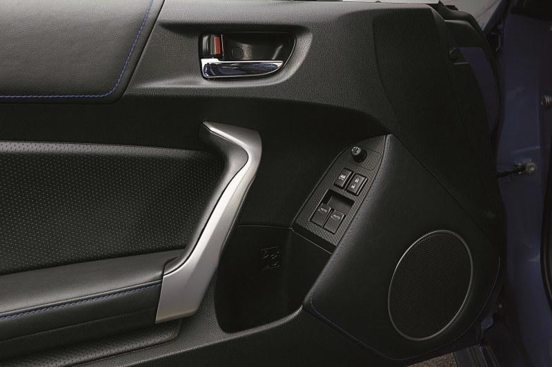 2015 Subaru BRZ Brings Detail Tweaks and STI Goodies Via Series.Blue Limited-Edition 10