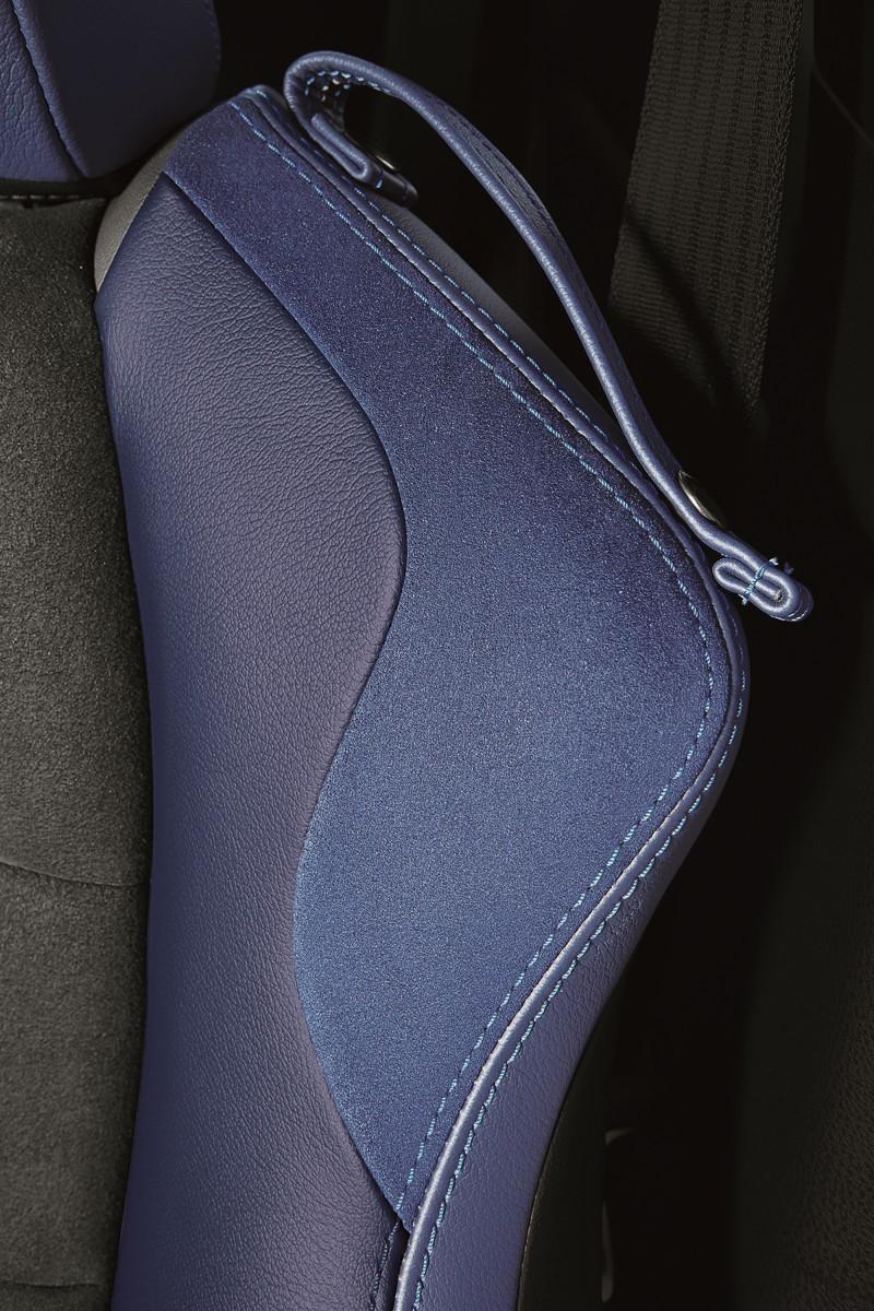 2015 Subaru BRZ Brings Detail Tweaks and STI Goodies Via Series.Blue Limited-Edition 6