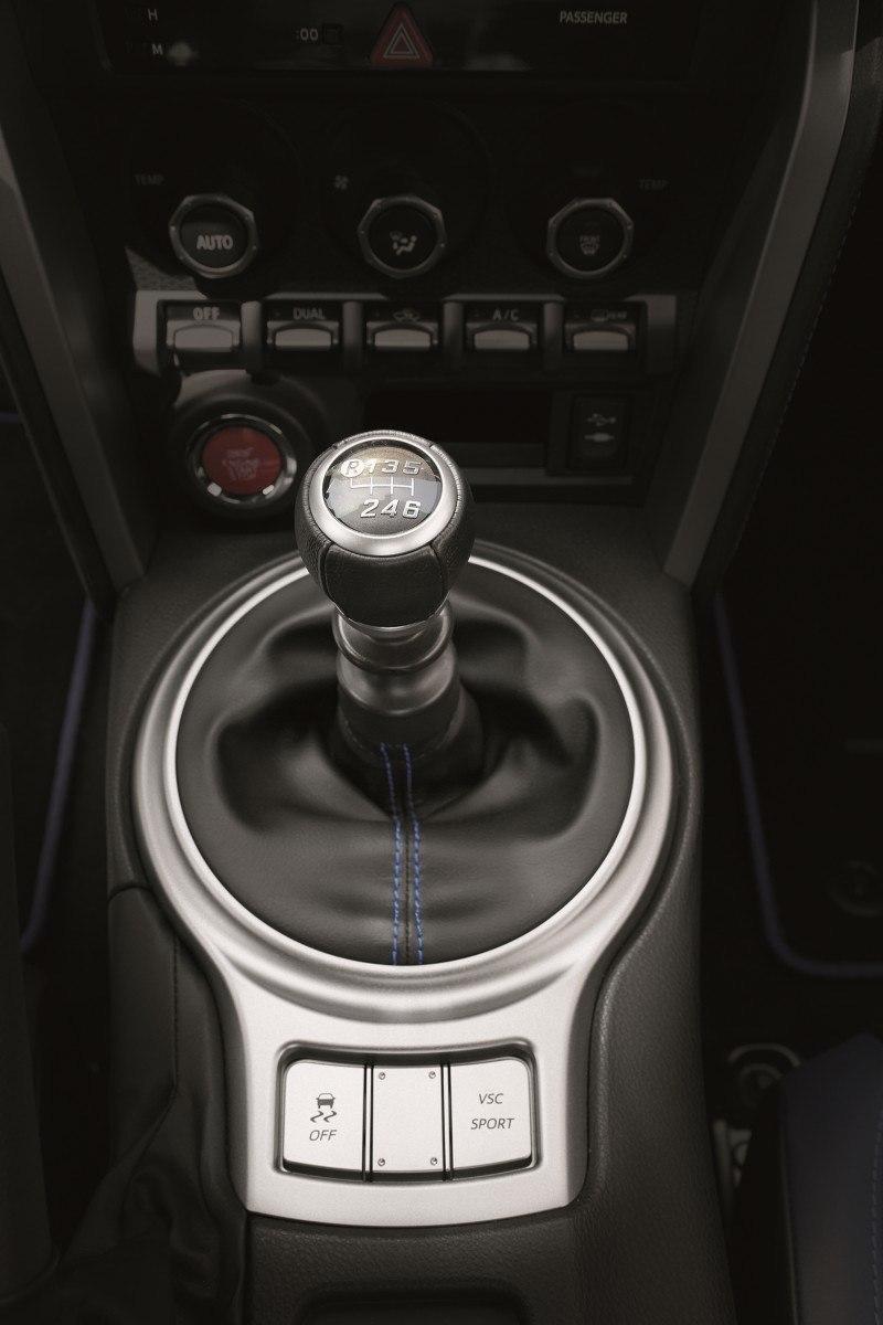 2015 Subaru BRZ Brings Detail Tweaks and STI Goodies Via Series.Blue Limited-Edition 9