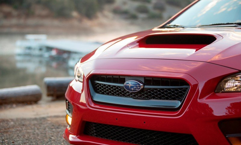 2015 Subaru WRX Hits The Gravel In 90 New Photos in Four Colors 14