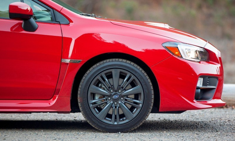 2015 Subaru WRX Hits The Gravel In 90 New Photos in Four Colors 20