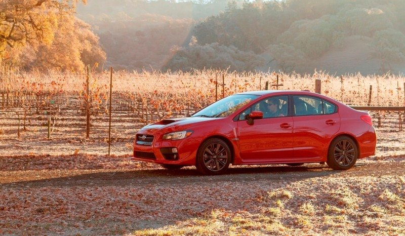 2015 Subaru WRX Hits The Gravel In 90 New Photos in Four Colors 22