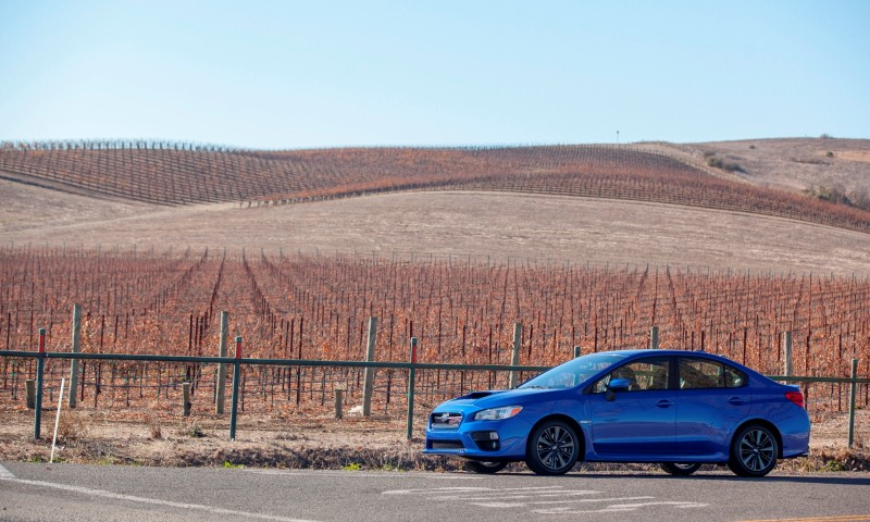 2015 Subaru WRX Hits The Gravel In 90 New Photos in Four Colors 44