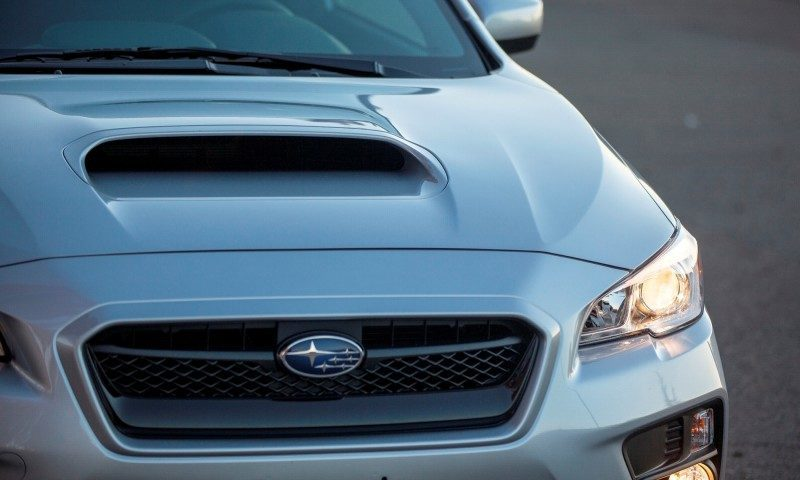 2015 Subaru WRX Hits The Gravel In 90 New Photos in Four Colors 5