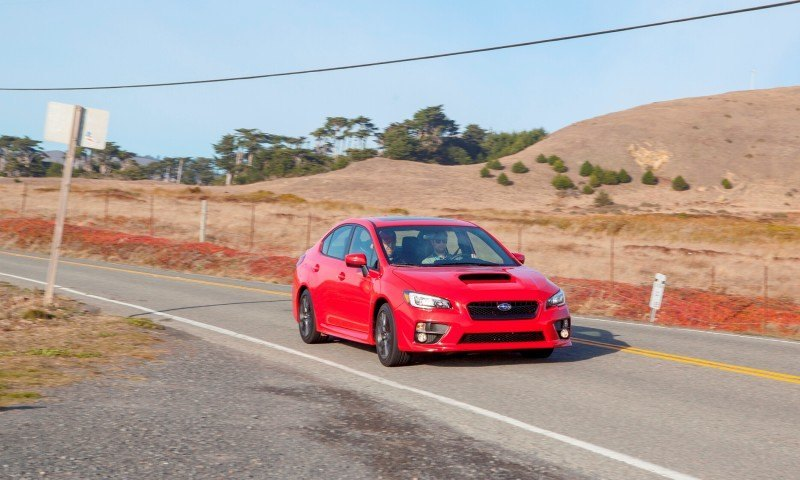 2015 Subaru WRX Hits The Gravel In 90 New Photos in Four Colors 65