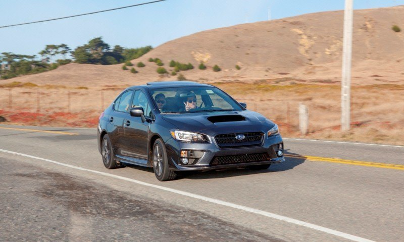 2015 Subaru WRX Hits The Gravel In 90 New Photos in Four Colors 66
