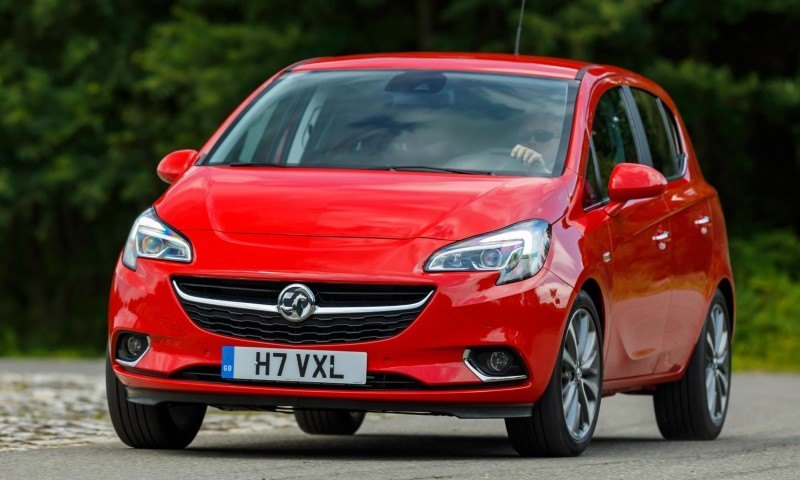 2015 Vauxhall Corsa Brings Adam Opel-style Nose, Better Engines and Cabin Refinement 17