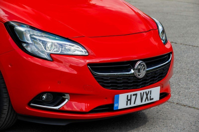 2015 Vauxhall Corsa Brings Adam Opel-style Nose, Better Engines and Cabin Refinement 21