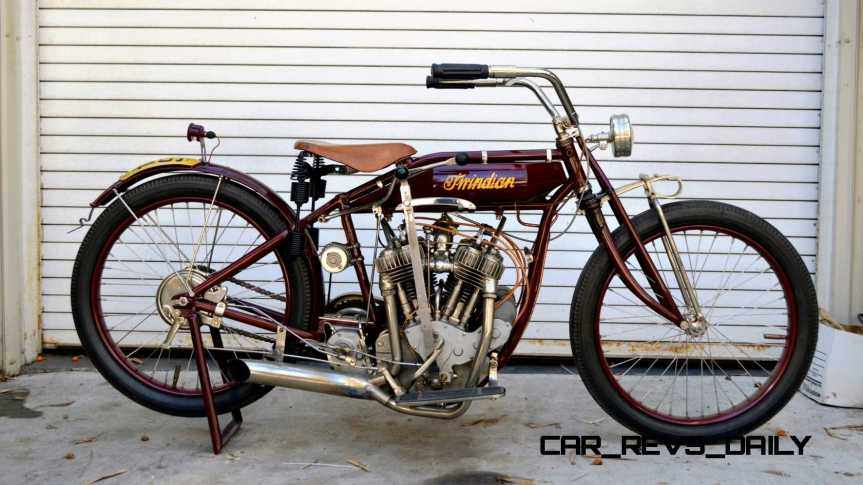1915 Indian Cannonball 1