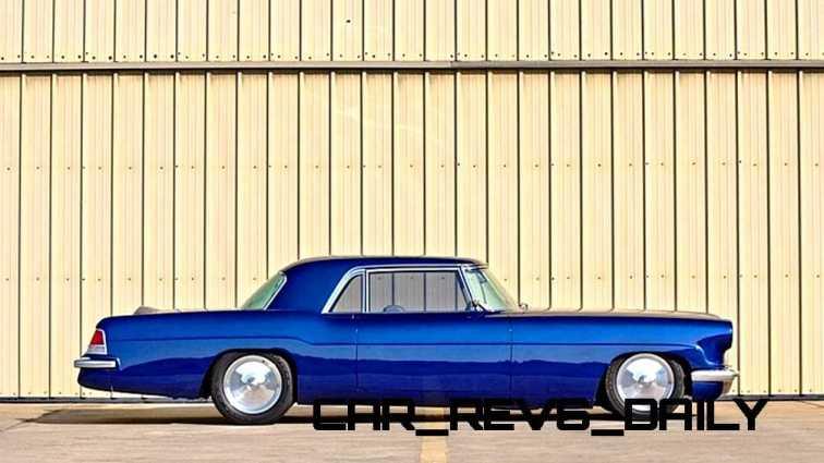1956 Lincoln Continental Mark II by Sam Foose 38