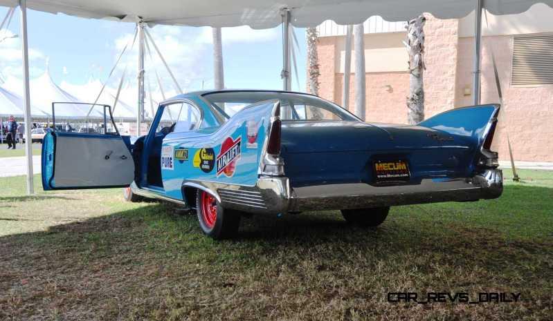 1960 Plymouth Fury NASCAR 37