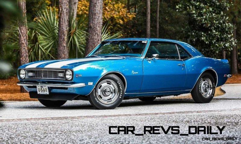 1968 Chevrolet Camaro Z28 1aa