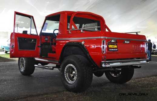 1970 Ford Bronco V8 Pickup 36