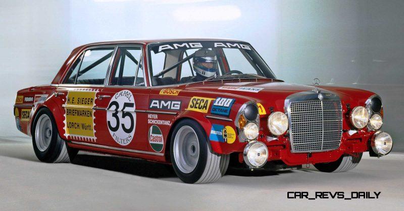 1971 Mercedes-Benz 300 SEL 6.8 AMG 7