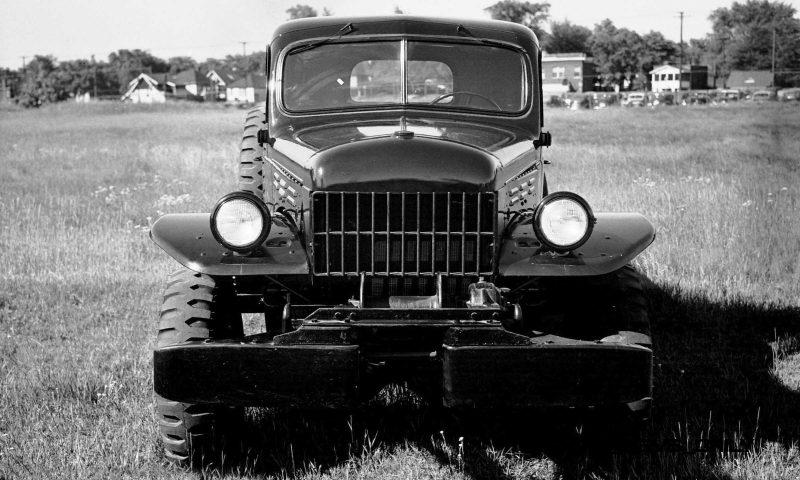 Dodge Power Wagon Concept Vehicle. (pwg002)