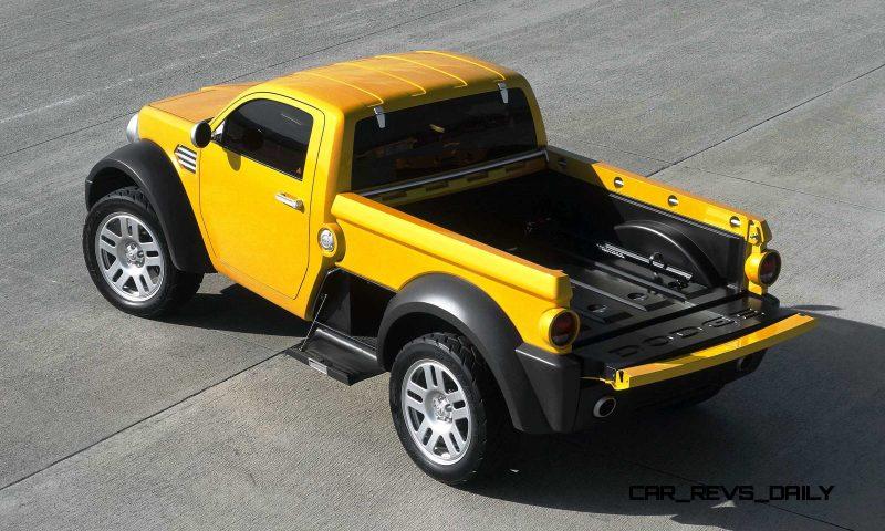 2002 Dodge M80 concept vehicle. (CV-0217)