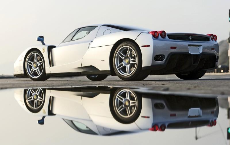 2003 Ferrari Enzo Silver 12