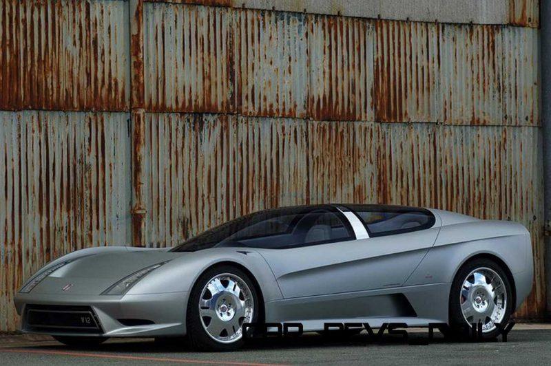 2007 VADHO BMW by ItalDesign Giugiaro 29