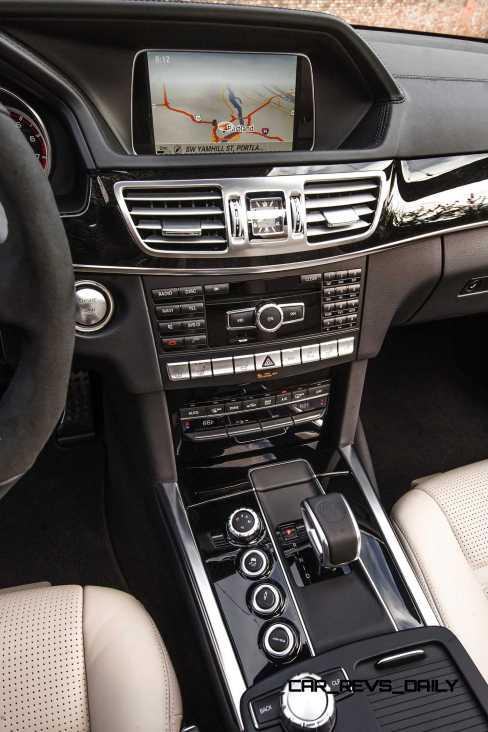 E63 AMG S-Model Sedan