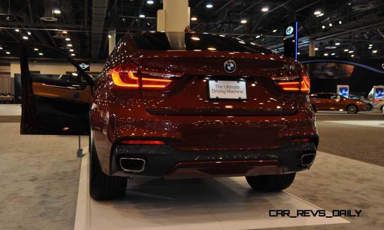 2015 BMW X6 xDrive50i 15