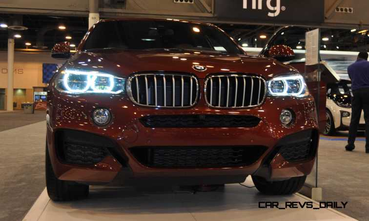 2015 BMW X6 xDrive50i 23