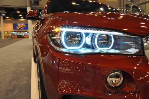 2015 BMW X6 xDrive50i 31