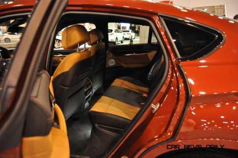 2015 BMW X6 xDrive50i 7